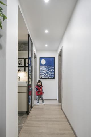 170平现代简约走廊装修效果图