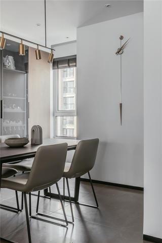 140m²现代风格装修餐厅一角