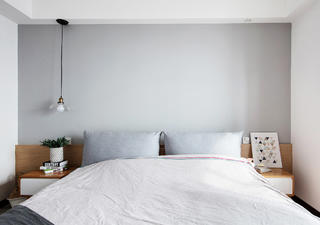 北欧风三居卧室装修效果图
