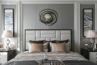 新古典别墅卧室装修效果图