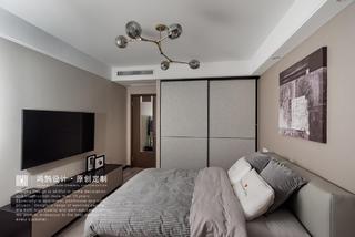 100平现代简约卧室每日首存送20