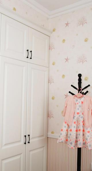 115㎡美式风格装修衣柜设计