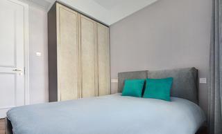 115平米轻奢风卧室装修效果图