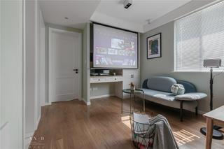 70平米三居室客厅装修效果图
