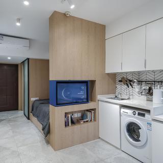 23㎡小户型公寓装修效果图