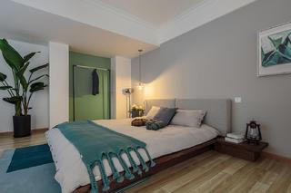 55平米一居卧室装修效果图
