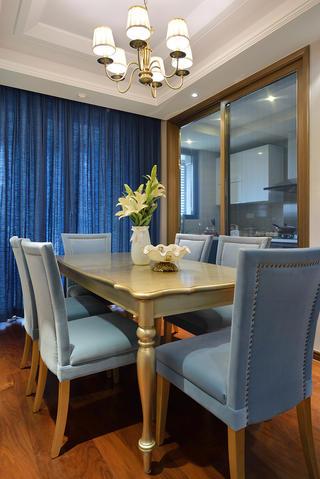 120平米兩居室餐廳裝修效果圖