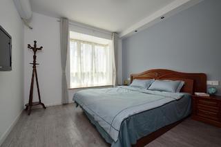 75平米两居卧室装修效果图