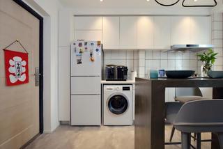 38平米小戶型廚房裝修效果圖