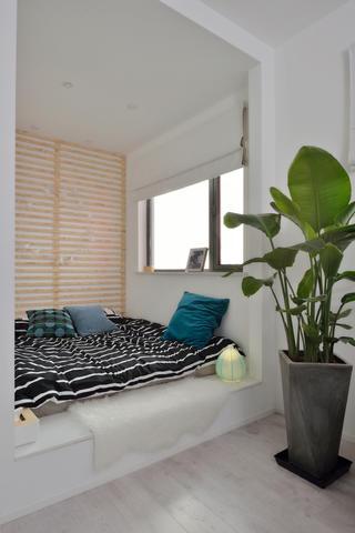38平米小户型卧室装修效果图