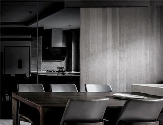 现代简约四房餐厅装修效果图