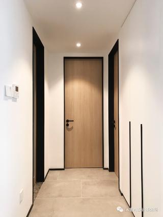 简约现代三居室走廊装修效果图