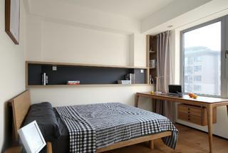北欧日式三居卧室装修效果图