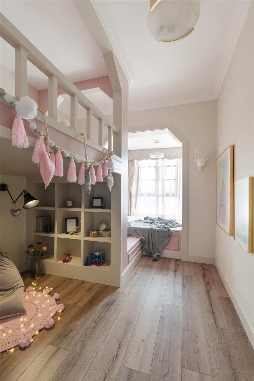美式风格二居儿童房装修效果图