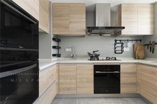 160㎡现代北欧风厨房装修效果图