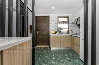 75平loft一居厨房装修效果图