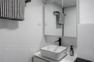 75平loft一居卫生间装修效果图