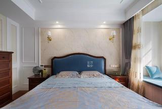 美式风格四房卧室每日首存送20