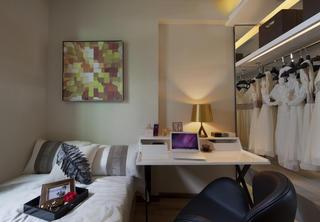 103平米三居卧室装修效果图