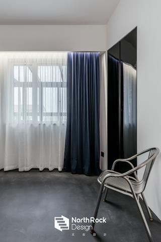 140平米LOFT裝修窗簾設計