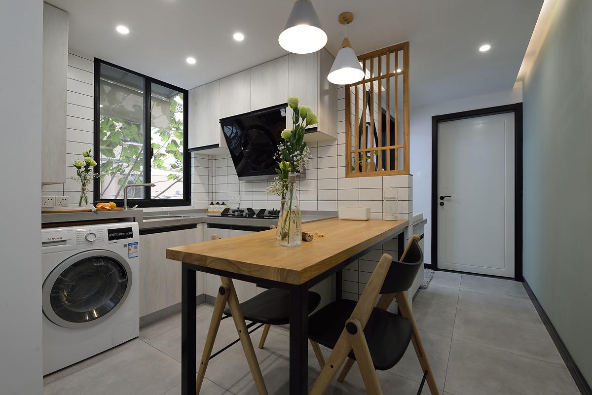 36平米小户型厨房装修效果图