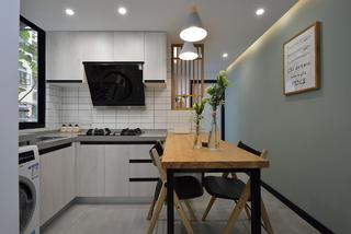 36平米小戶型廚房裝修效果圖
