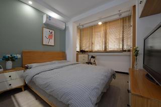 36平米小户型卧室装修效果图