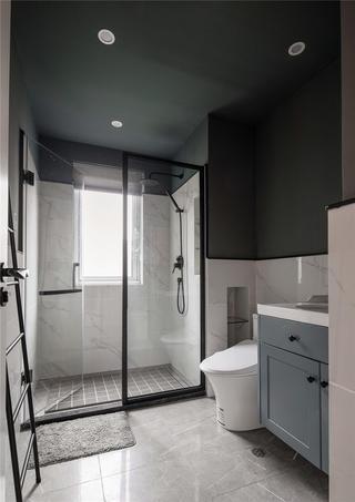 128平米三居室卫生间每日首存送20