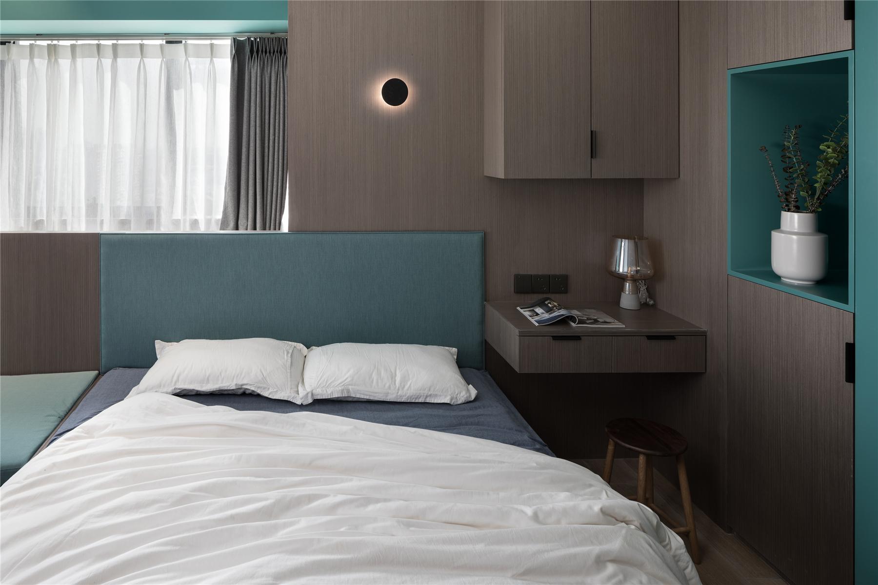 35平米小户型卧室装修效果图