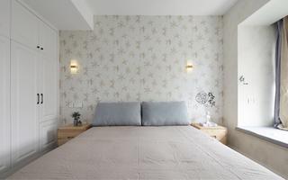 89平米三居卧室装修效果图
