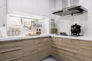 80平二居室厨房装修效果图