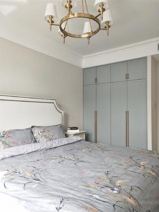 简美风格卧室装修设计效果图