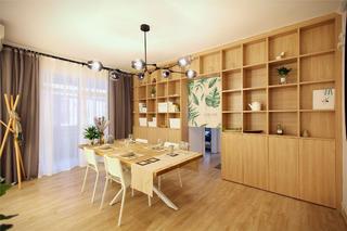小户型两居室餐厅装修效果图
