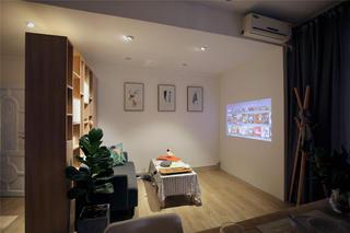 小户型两居室客厅每日首存送20