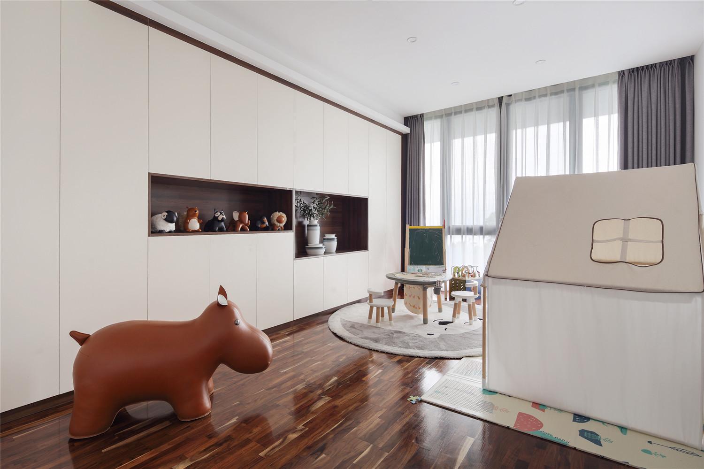 北欧风格三居室儿童娱乐区装修效果图