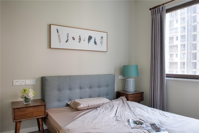 120平米三居卧室装修效果图
