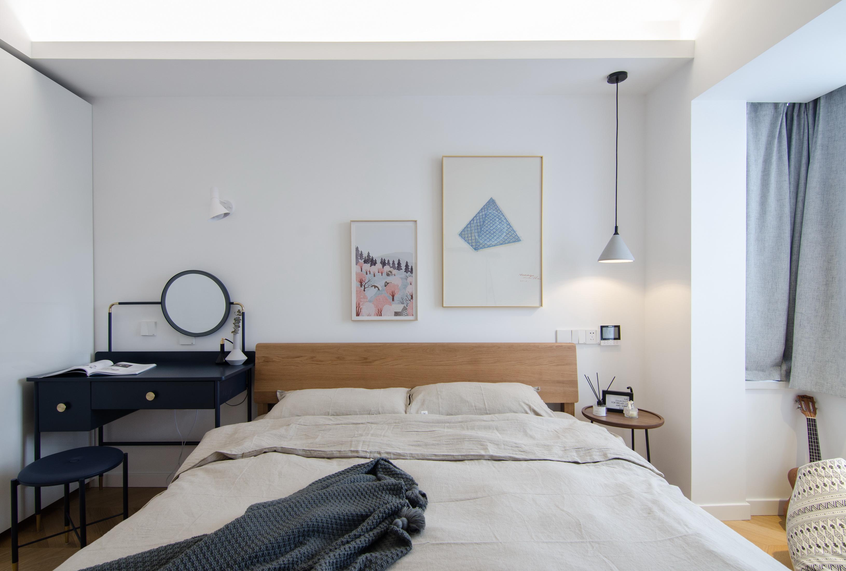 65平米一居卧室装修效果图
