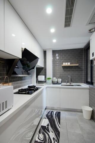 65平米一居室厨房装修效果图