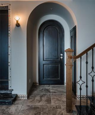 美式别墅装修拱廊设计