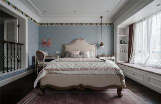 美式别墅卧室装修注册送300元现金老虎机图