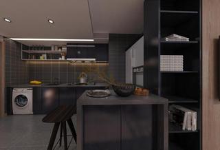 简约风厨房装修设计效果图