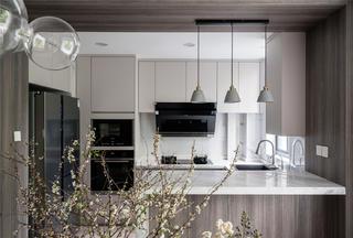 110平米二居室厨房装修效果图