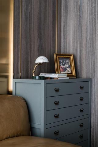 110平米二居室装修边柜设计