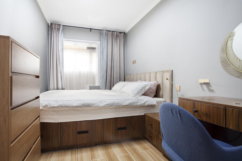 47㎡小户型两居卧室装修效果图