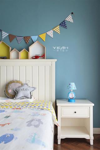 大户型美式风儿童房装修搭配图