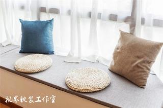 日式风格三居室装修飘窗设计