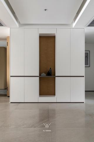 现代风格三居室玄关装修注册送300元现金老虎机图