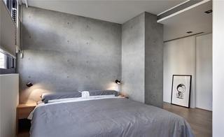 复式现代风卧室装修效果图