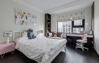 现代风格四居儿童房装修效果图