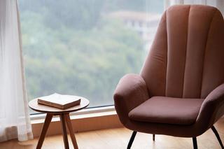 128平北欧风格装修休闲椅设计